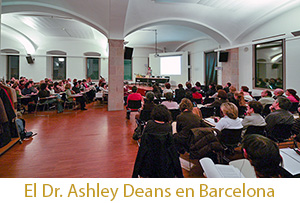 Conferencias de EBC en Barcelona